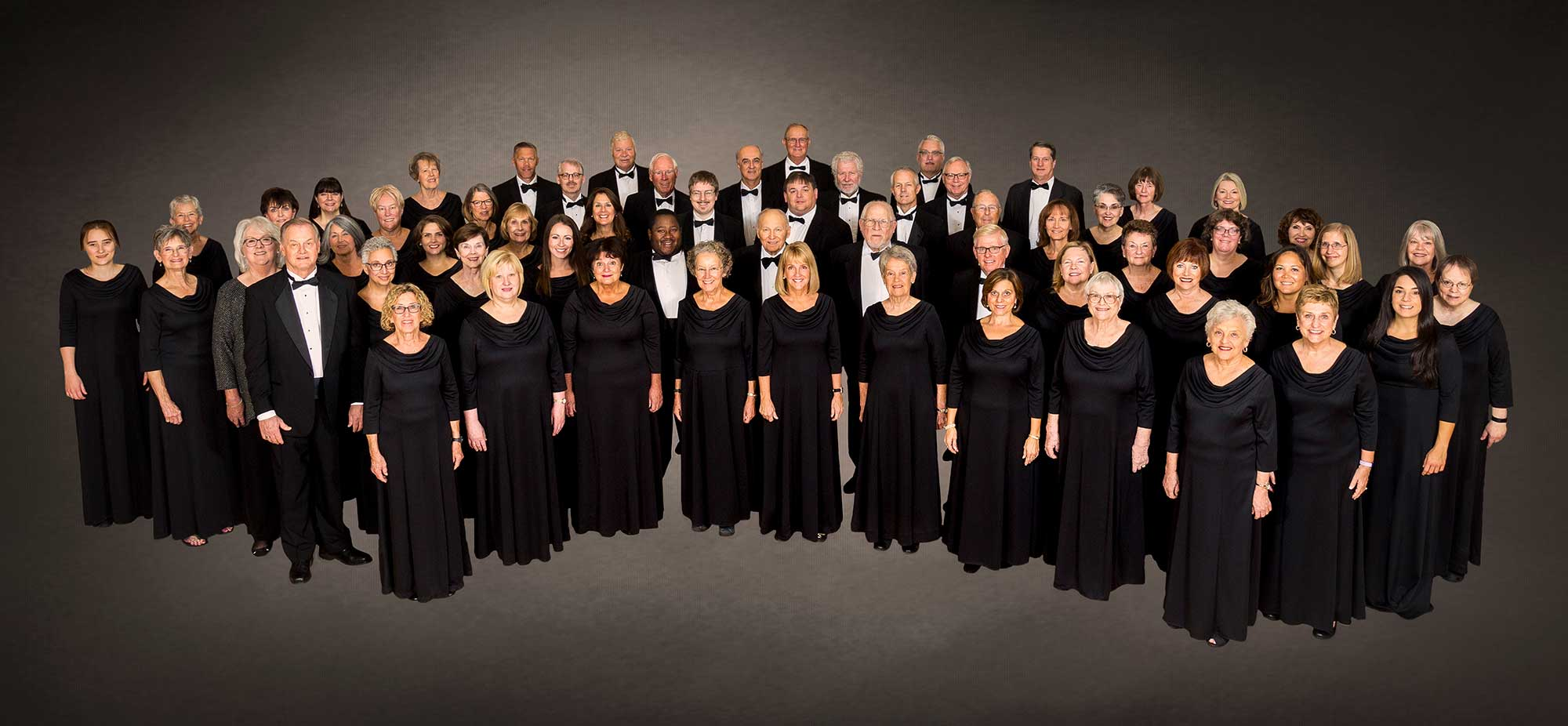Cape Fear Chorale group photo